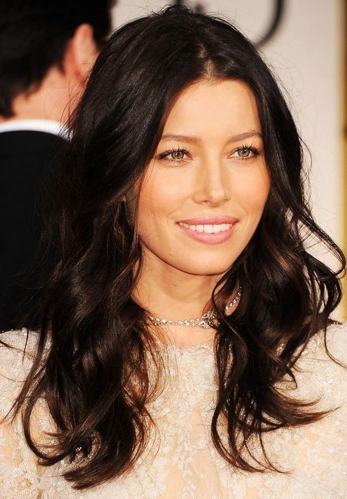 22 Jessica Biel Hairstyles – Pretty Designs With Regard To Most Recent Jessica Biel Shoulder Length Bob Hairstyles (View 3 of 15)