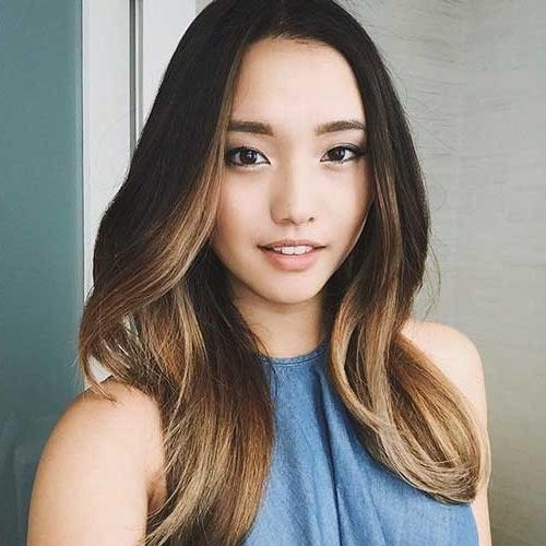 25+ Asian Hairstyles For Women | Hairstyles & Haircuts 2016 – 2017 Regarding Long Hairstyles For Asian Women (View 6 of 15)