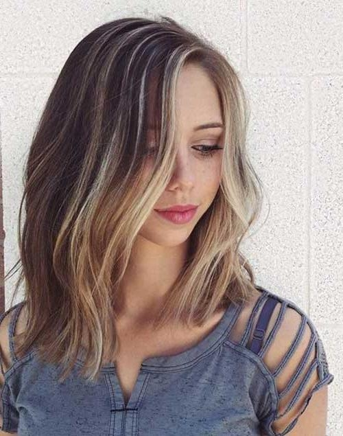 25 Best Long Bob Hair | Short Hairstyles 2016 – 2017 | Most Throughout Bob Long Hairstyles (View 5 of 15)