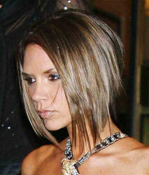 25 Best Victoria Beckham Bob Hairstyles (View 1 of 15)