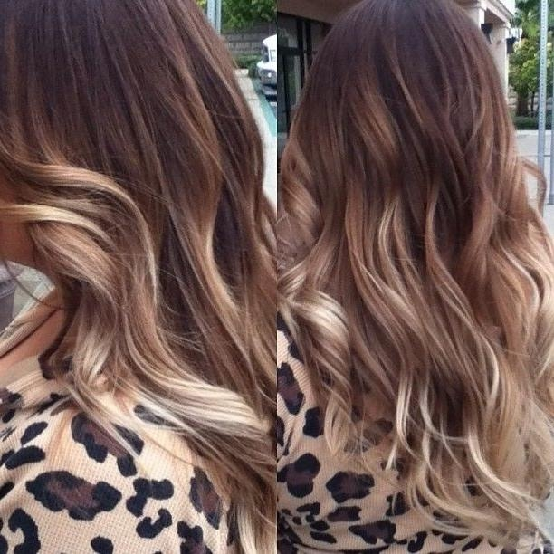 25 Gorgeous Hairstyles For Perfectly Long Hair – Hairstyles Weekly Pertaining To Ombre Long Hairstyles (View 2 of 15)