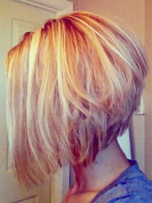 30 Best Bob Hairstyles For Short Hair – Popular Haircuts For Famous Medium Length Inverted Bob Hairstyles For Fine Hair (View 1 of 15)
