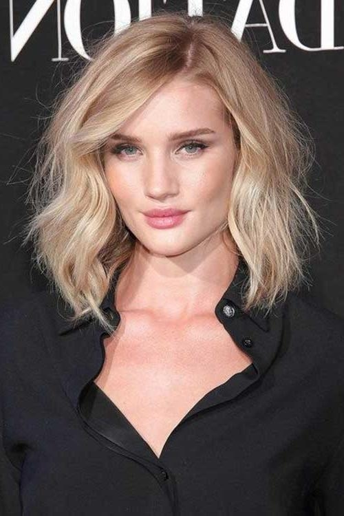 30 New Celebrity Bob Haircuts (View 3 of 15)