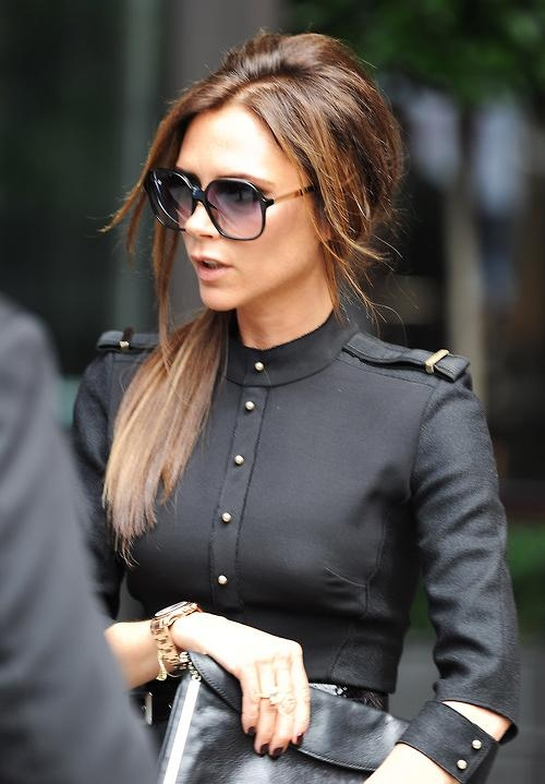 33 Astounding Victoria Beckham Hairstyles – Creativefan For Victoria Beckham Long Hairstyles (View 2 of 15)