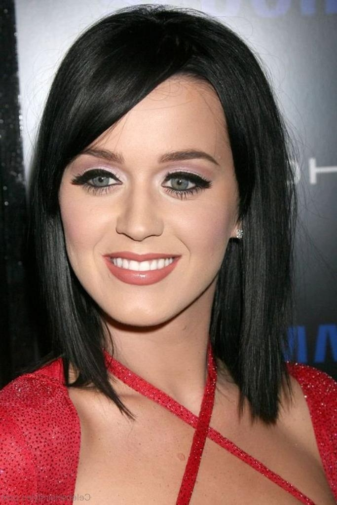 55 Perfect Hairstyles Of Katy Perry In 2017 Katy Perry Bob Hairstyles (View 3 of 15)