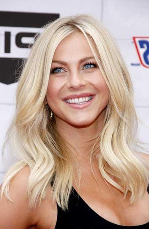 Best 25+ Blonde Hairstyles Ideas On Pinterest | Blonde Bayalage Regarding Blonde Long Hairstyles (View 9 of 15)