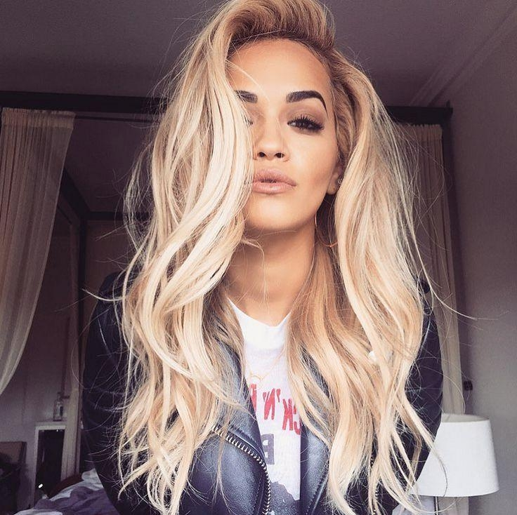 Best 25+ Blonde Hairstyles Ideas On Pinterest | Blonde Bayalage Within Blonde Long Hairstyles (View 10 of 15)