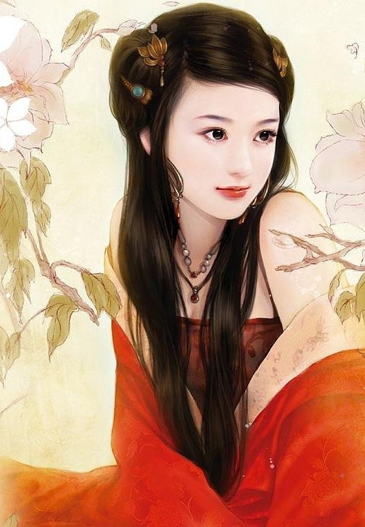 Best 25+ Chinese Hairstyles Ideas On Pinterest | History Of Asian Throughout Chinese Long Hairstyles (View 8 of 15)