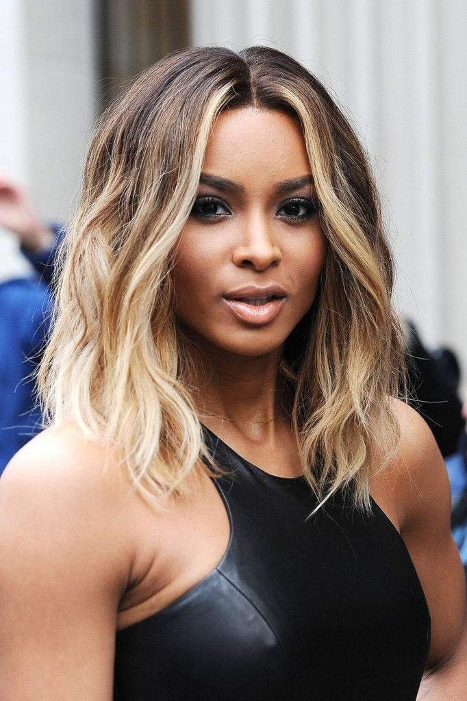 Best 25+ Ciara Bob Ideas On Pinterest | Ciara And I, Ciara Blonde Intended For Ciara Long Hairstyles (View 2 of 15)