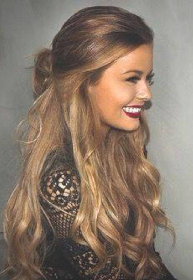 Best 25+ Dark Blonde Hair Ideas On Pinterest | Dark Blonde, Dark In Dark Blonde Long Hairstyles (View 11 of 15)