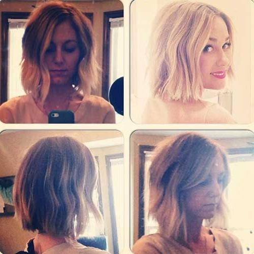 Best 25+ Lauren Conrad Short Hair Ideas On Pinterest (View 6 of 15)