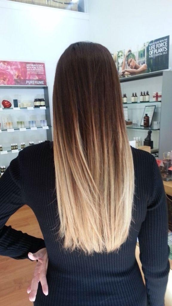 Best 25+ Ombre Hair Ideas On Pinterest | Ombre, Balayage Hair And Inside Ombre Long Hairstyles (View 6 of 15)