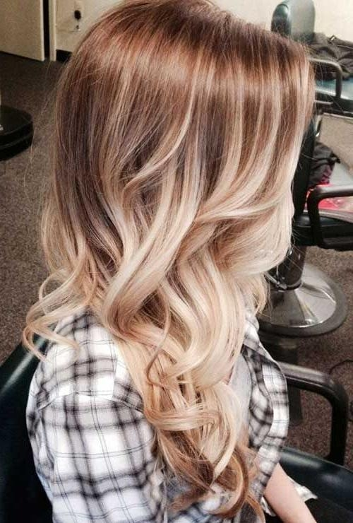 Best 25+ Ombre Hair Ideas On Pinterest | Ombre, Balayage Hair And Pertaining To Ombre Long Hairstyles (View 7 of 15)