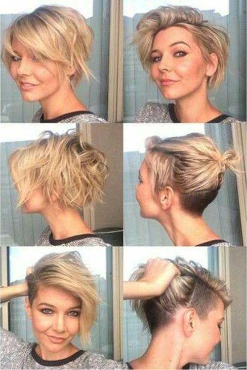 Best 25+ Pixie Bob Haircut Ideas On Pinterest (View 3 of 15)