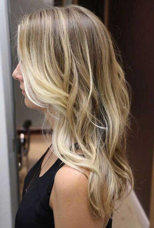 Best And Newest Blonde Long Haircuts Throughout 25+ Haircuts For Long Blonde Hair | Hairstyles & Haircuts 2016 –  (View 3 of 15)