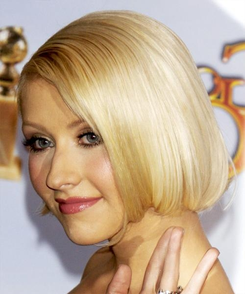 Christina aguilera bob haircut 2018 latest christina for Planning your dreams org