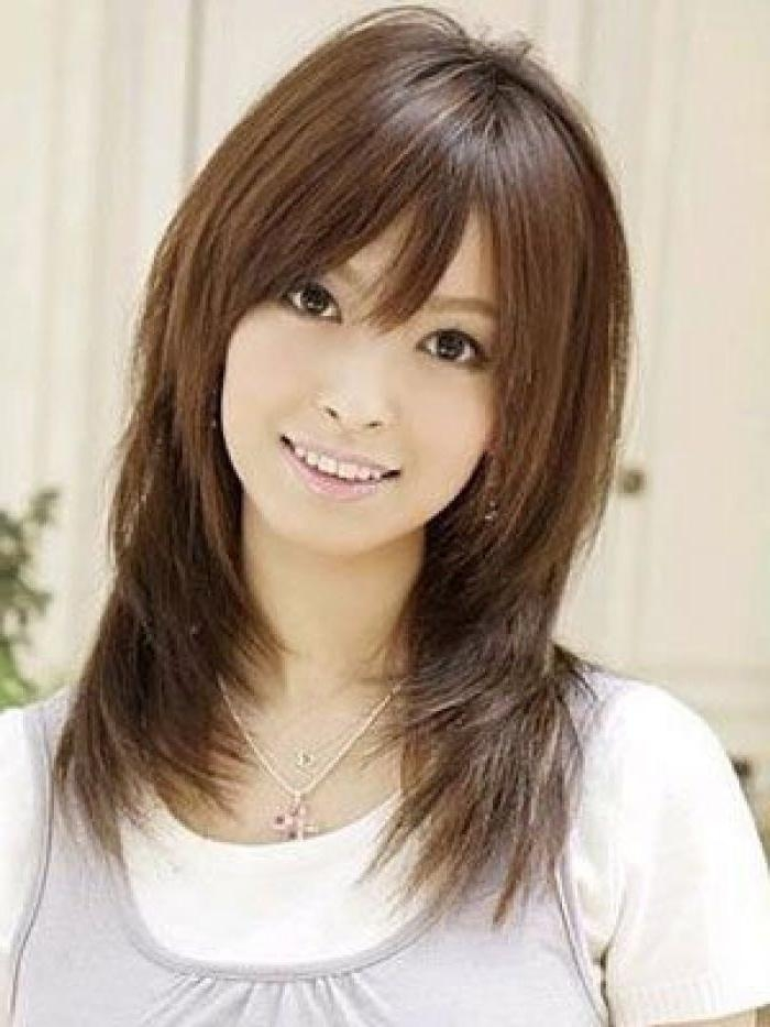 Best And Newest Japanese Long Haircuts For 43 Best Hair Cuts Images On Pinterest | Hair Cuts, Japanese (View 9 of 15)