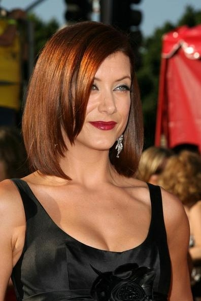 Featured Photo of Kate Walsh Shoulder Length Bob Haircuts