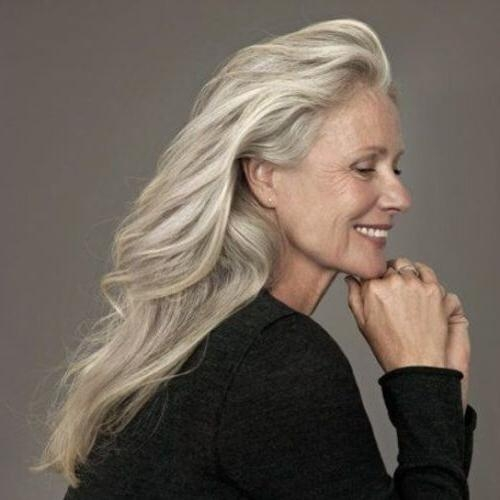 Best And Newest Long Hairstyles For Women Over 60 Throughout 50 Timeless Hairstyles For Women Over 60 | Hair Motive Hair Motive (View 3 of 15)