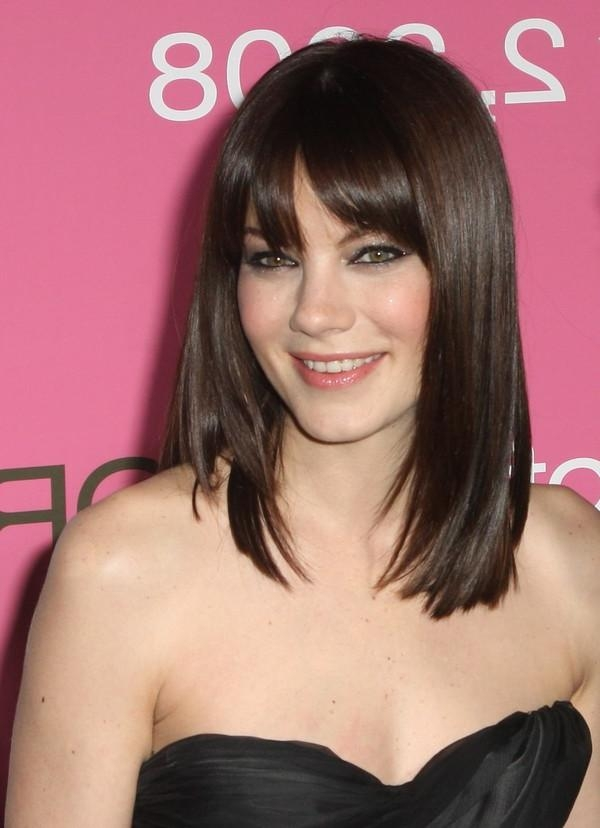 [%Best And Newest Medium Layered Bob Hairstyles With Regard To 111 Best Layered Haircuts For All Hair Types [2018] – Beautified|111 Best Layered Haircuts For All Hair Types [2018] – Beautified Within Newest Medium Layered Bob Hairstyles%] (View 1 of 15)