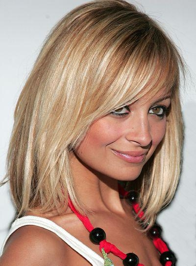Best And Newest Nicole Richie Shoulder Length Bob Hairstyles Inside Nicole Richie – Beauty Riot (View 4 of 15)