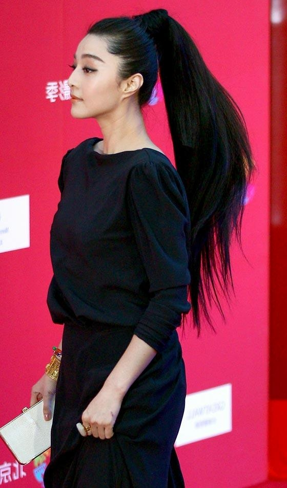 Best Chinese Hairstyles – Our Top 10 In Chinese Long Hairstyles (View 10 of 15)