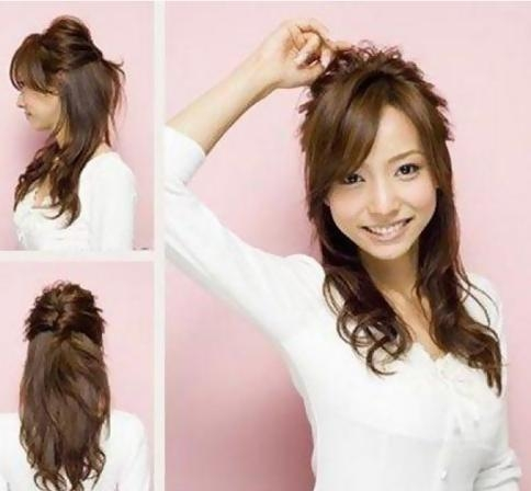 Best Japanese Hairstyles – Our Top 10 Pertaining To Japanese Long Hairstyles (View 12 of 15)