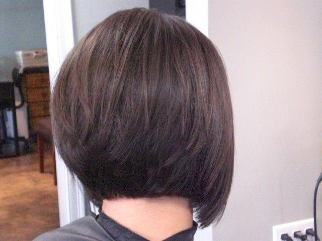 Bob Haircut Back (View 2 of 15)