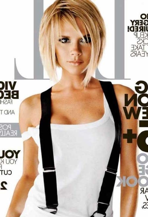 15 best ideas of victoria beckham inverted bob hairstyles. Black Bedroom Furniture Sets. Home Design Ideas