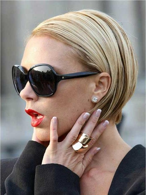 Bob Hairstyles 2017 Throughout Widely Used Victoria Beckham Inverted Bob Hairstyles (View 5 of 15)