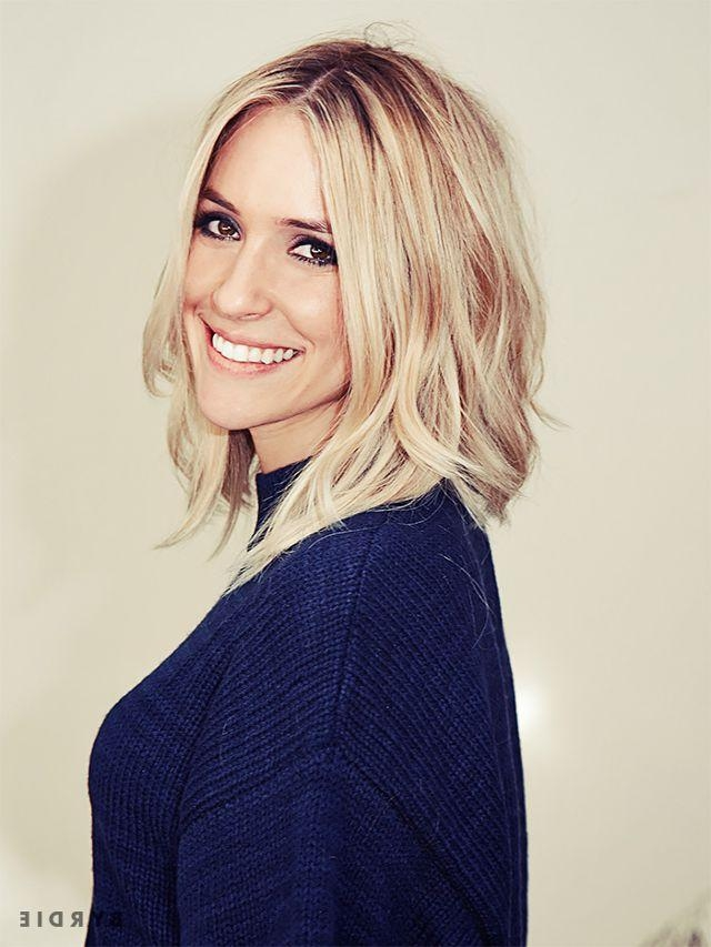 Byrdie Intended For Fashionable Kristin Cavallari Shoulder Length Bob Hairstyles (View 5 of 15)