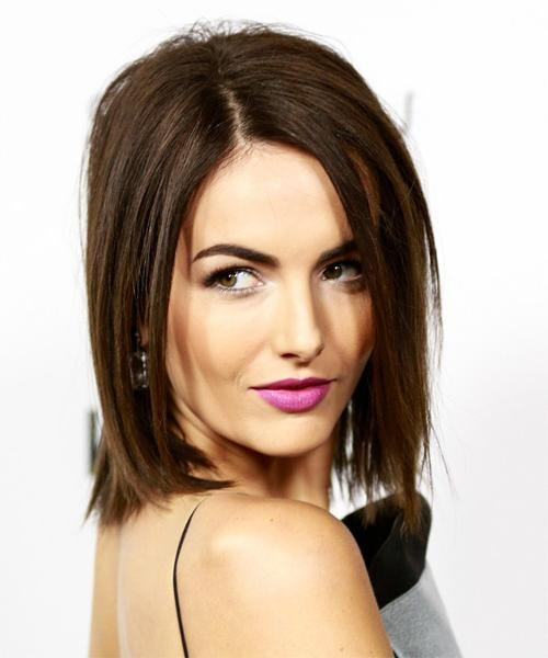 Camilla Belle Hairstyles For  (View 2 of 15)