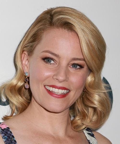 Celebrity Hairstyles Inside Popular Elizabeth Banks Shoulder Length Bob Hairstyles (View 2 of 15)