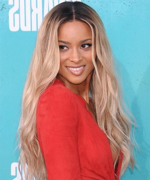 Ciara Hairstyles For 2017 | Celebrity Hairstylesthehairstyler In Ciara Long Hairstyles (View 3 of 15)