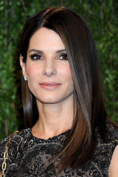 Current Blunt Long Hairstyles Intended For Good Haircuts For Long Hair: Celebrities With The Blunt Cut! (View 2 of 15)