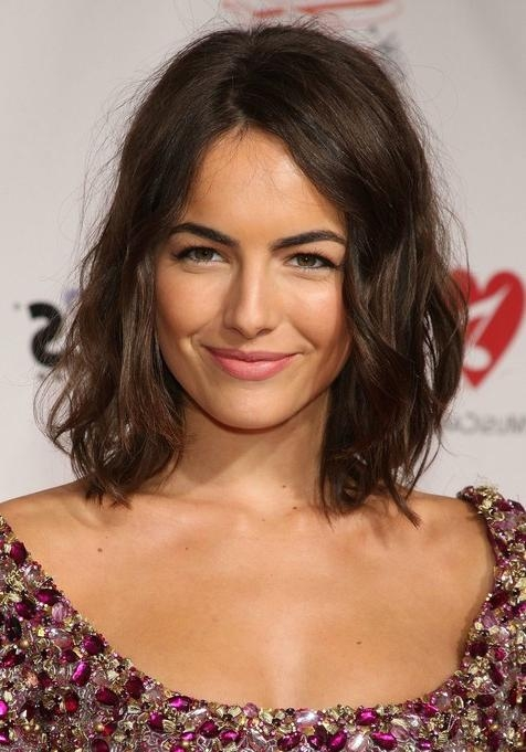 Featured Photo of Camilla Belle Shoulder Length Bob Hairstyles