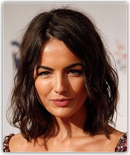 Current Camilla Belle Shoulder Length Bob Hairstyles With 482 Best Camilla Belle Images On Pinterest (View 6 of 15)