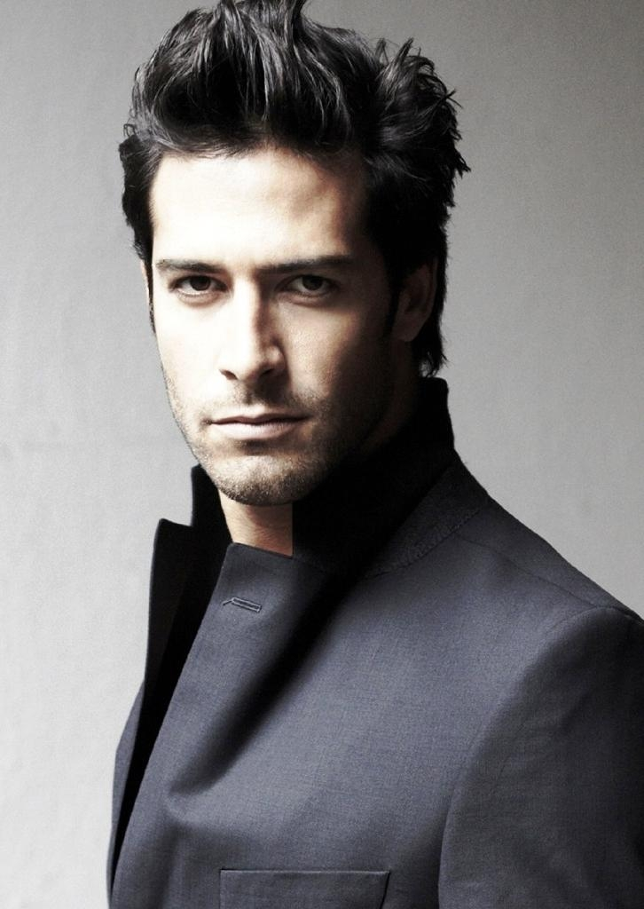 Current Hispanic Long Hairstyles Throughout Hispanic Men Hairstyles Best Medium Hairstyle – Medium Length (View 2 of 15)