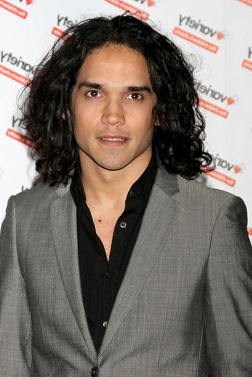 Current Hispanic Long Hairstyles Within Best Long Hairstyles For Men 2012 – 2013   Mens Hairstyles (View 7 of 15)