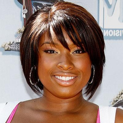 Current Jennifer Hudson Bob Hairstyles With Regard To Jennifer Hudson Bob Hairstyle (View 3 of 15)