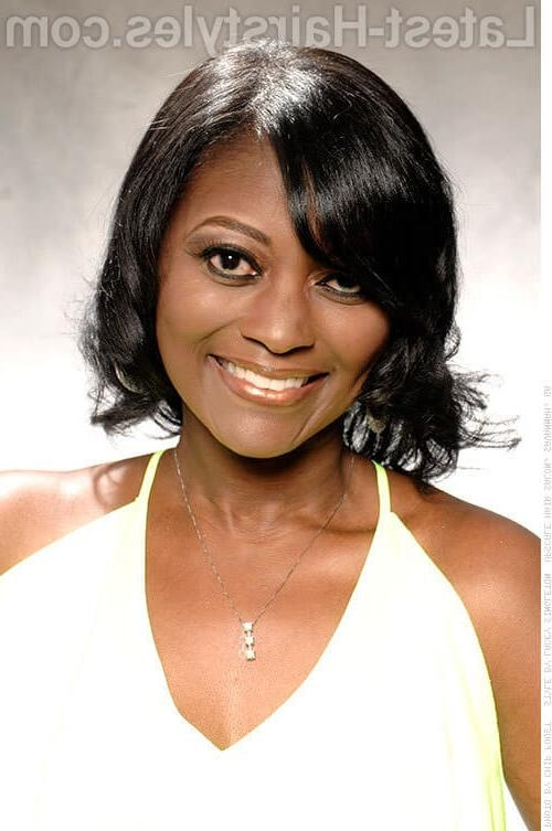 Current Long Haircuts For Black Women Pertaining To 20 African American Hairstyles To Get You Noticed (View 14 of 15)