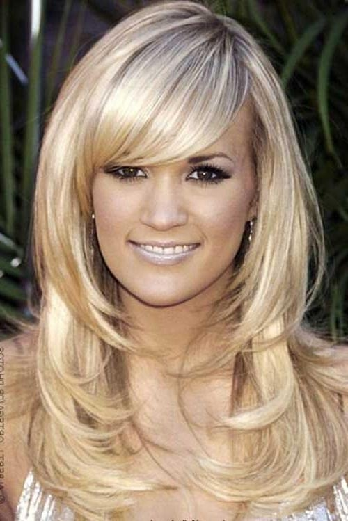 Current Long Hairstyles For Women Over 40 With Bangs Within 30 Long Hairstyles For Women Over 40 | Long Hairstyles 2016 – (View 4 of 15)