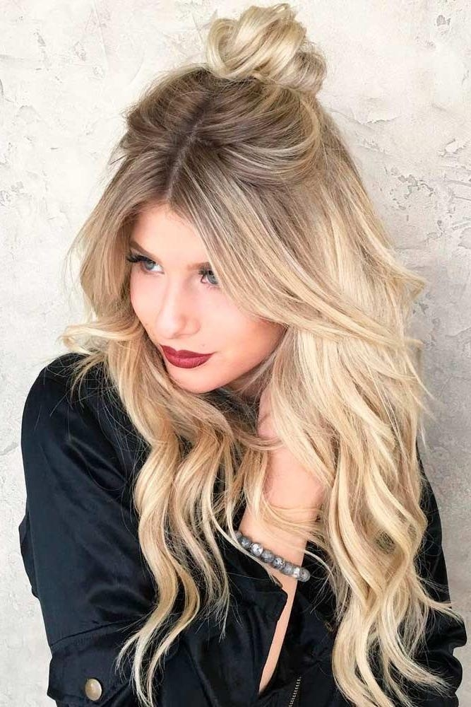Current Long Hairstyles For Women Within Best 25+ Women Haircuts Long Ideas On Pinterest | Longer Layered (View 9 of 15)