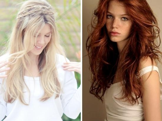 Current Messy Long Hairstyles Intended For Long Messy Haircuts – Haircuts Models Ideas (View 4 of 15)