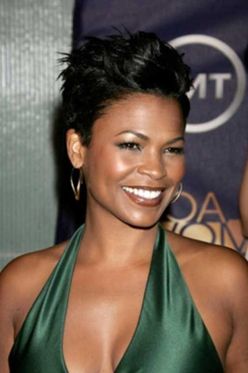 Current Nia Long Hairstyles Within Best 25+ Nia Long Ideas On Pinterest | Long Short Hair, Sanaa (View 7 of 15)