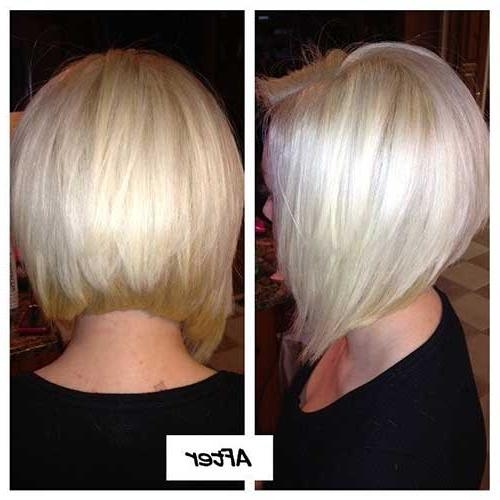 Current Stacked Inverted Bob Hairstyles For 35 Short Stacked Bob Hairstyles (View 9 of 15)
