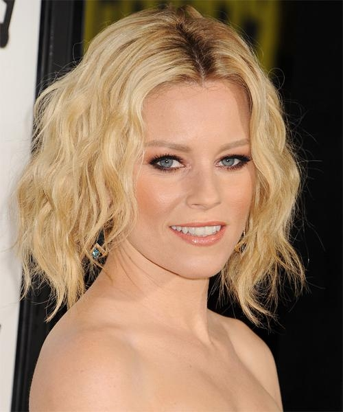 Famous Elizabeth Banks Shoulder Length Bob Hairstyles Within Elizabeth Banks Hairstyles For  (View 8 of 15)