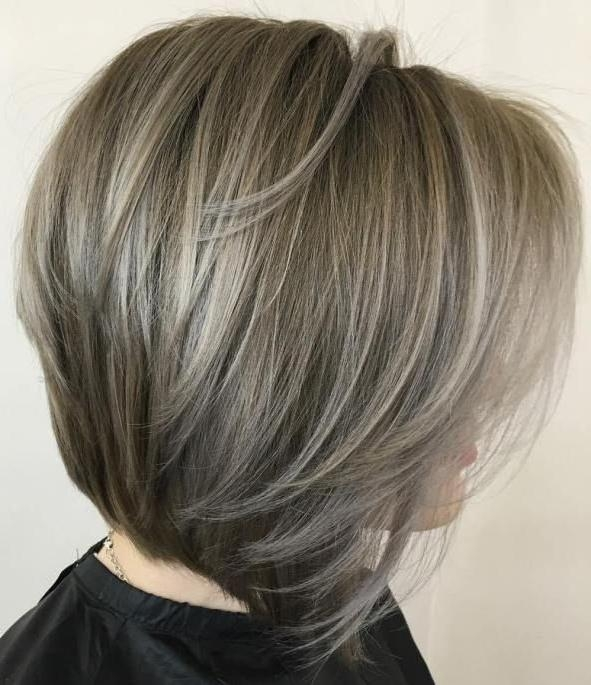 Featured Photo of Layered Medium Bob Hairstyles