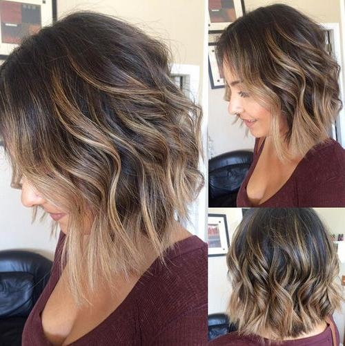 Fashionable Medium Bob Hairstyles With Bangs With Regard To Best 25+ Medium Bob Bangs Ideas On Pinterest (View 4 of 15)