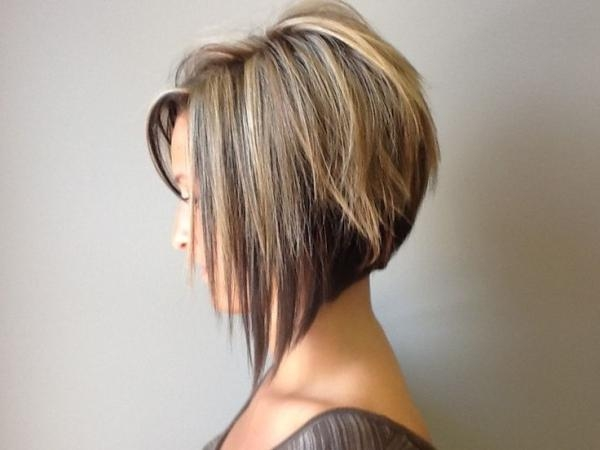 Fashionable Stacked Bob Haircuts Regarding 30 Stacked A Line Bob Haircuts You May Like – Pretty Designs (View 7 of 15)